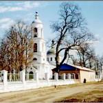 Церковь в Стромыни