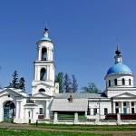 Первый вид Церкви в Стромыни